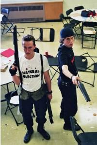 Masakr na střední škole Columbine