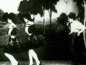 Chaplin kulisákem