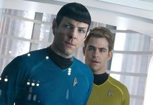 Film Star Trek: Do temnoty