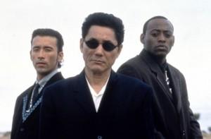 Ve spárech yakuzy