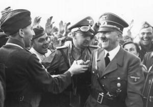 Šest tváří Hitlera